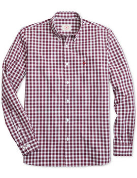 Brooks Brothers Men's Slim Fit Gingham Shirt by Brooks Brothers Red Fleece