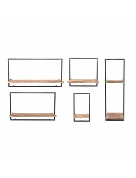 Trent Austin Design Bucksport 5 Piece Wall Shelf Set & Reviews by Trent Austin Design