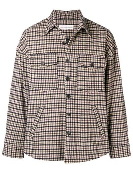 Plaid Shirt Jacket by Golden Goose Deluxe Brand