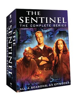 The Sentinel The Complete Series // All 4 Seasons, 65 Episodes by Amazon