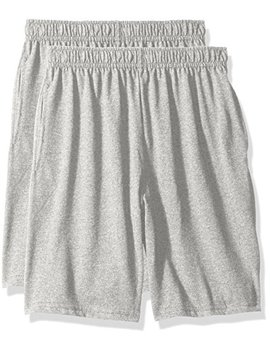 Hanes Big Boys' Jersey Short (Pack Of 2) by Hanes