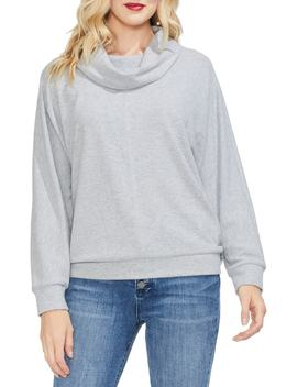 Cowl Neck Top by Vince Camuto