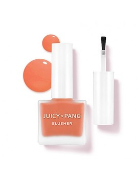 [A'pieu] Juicy Pang Water Blusher #Cr02 by Style Korean