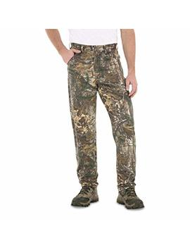 Wrangler Progear Men's 9 Pocket Hunter Pants, Realtree Xtra, Realtree Xtra, W34 L32 by Wrangler