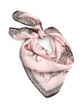 Print Square Scarf by TrouvÉ