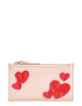 Heart It Mikey Faux Leather Wallet by Kate Spade New York
