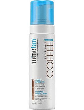 Coconut Coffee Water Self Tan Foam by Minetan