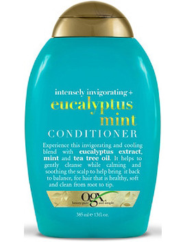 Intensely Invigorating Eucalyptus Mint Conditioner by Ogx
