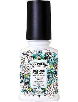 Vanilla Mint Before You Go Toilet Spray by Poo~Pourri