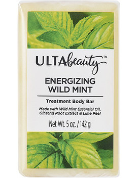 Energizing Wild Mint Treatment Body Bar by Ulta