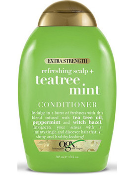 Extra Strength Tea Tree Mint Conditioner by Ogx