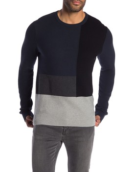 Colorblock Sweater by 14th & Union