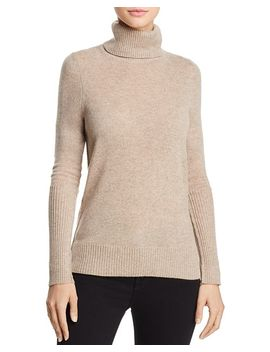 Cashmere Turtleneck Sweater   100 Percents Exclusive by Aqua Cashmere