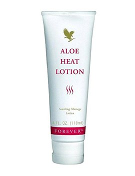 Forever Living Aloe Heat Lotion 4 Fl. Oz by Forever Living
