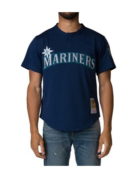Seattle Mariners Ken Griffey Jersey by Mitchell And Ness