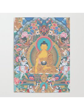 Buddha Peace Poster by