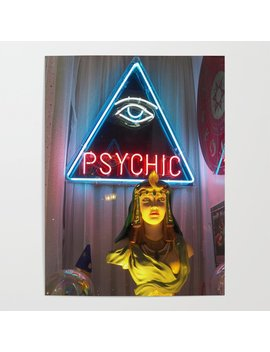 Psychic Poster by