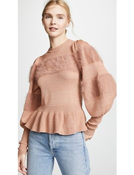 Rocia Pullover by Ulla Johnson