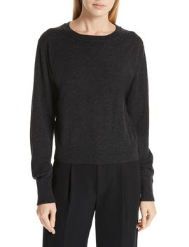 Wool & Cashmere Sweater by Vince