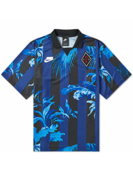 Nike Nsw Floral Football Top by End.