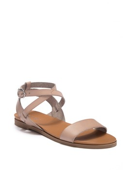 Sienna Ankle Strap Flat Sandal by Abound