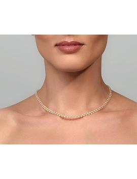 Small Pearl Choker, Dainty Gold Beaded Wedding Pearl Necklace, Delicate White Pearl Jewelry, Pearl Choker, Thin Gold Choker by Etsy