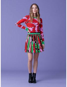 Paskavan Knit Pullover by Dvf