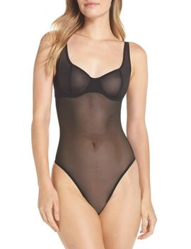 Seductive Silhouette Bodysuit by Yummie