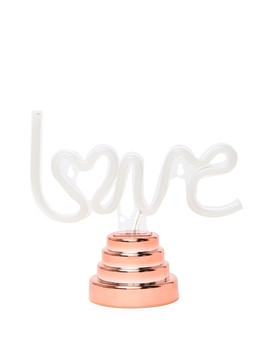 Love Led Lamp by Cylo