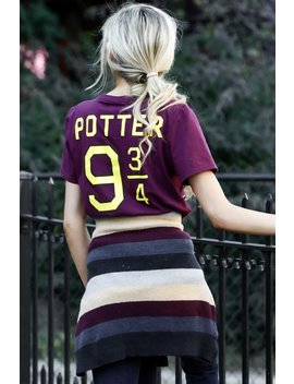 Potter Wizards Jersey Tee by The Lost Bros