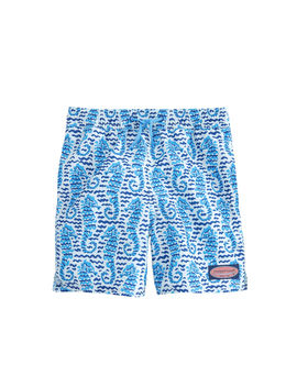 Boys Seahorse Waves Chappy Trunks by Vineyard Vines