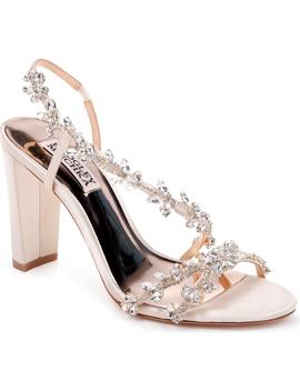 Badgley Mischka Felda Sandal by Badgley Mischka Collection