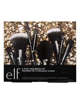E.L.F. Cosmetics 8 Piece Value Brush Set ($27 Value) by E.L.F. Cosmetics