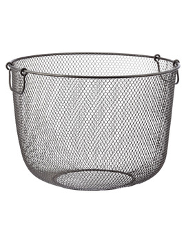 Industrial Mesh Basket by Container Store