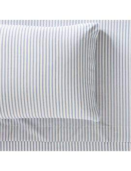 Organic Heritage Stripe Sheet Set by P Bteen