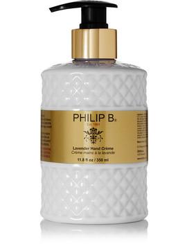 Lavender Hand Crème, 350ml by Philip B
