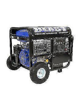 Duro Max Xp12000 E 12000 Watt Portable Gas Electric Start Generator by Duro Max