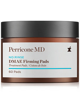 No:Rinse Dmae Firming Pads, 60 Pk. by Perricone Md