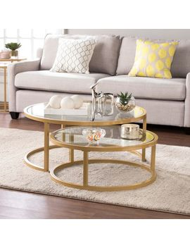 Victoria Nesting Coffee Table Set Of 2 by Pier1 Imports