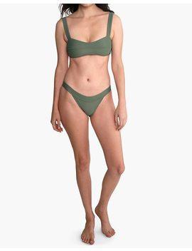 Galamaar® Lou Bandeau Bikini Top by Madewell