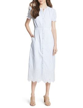 Charae Midi Shirtdress by Joie