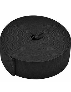 E Boot Black Elastic Spool (1 Inch X 11 Yard) by E Boot