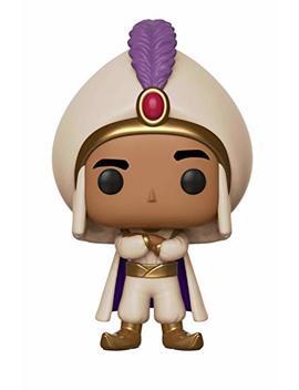 Funko 35758  Pop! Disney: Aladdin Prince Ali, Standard, Multicolor by Fun Ko
