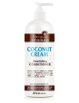 Renpure Coconut Cream Nourishing Conditioner, 32 Ounce by Renpure