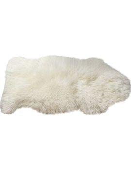 Union Rustic Burgett Handmade Shag Sheepskin Ivory Area Rug & Reviews by Union Rustic