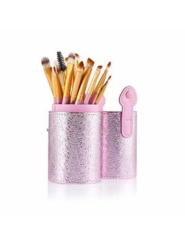 Euone Cosmetic Case Portable Storage Makeup Bags Organizer Brush Holder Cup by Euone®