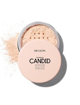 Revlon Photo Ready Candid Anti Pollution Setting Powder   001 .50oz by Revlon
