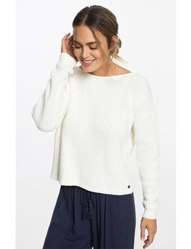 Roxy Cross Back Sweater by Pacsun