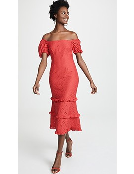 Higher Lace Dress by Keepsake