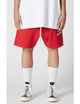 Fear Of God   Fog Essentials Graphic Sweat Shorts by Pacsun